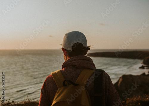 Obraz Summer at the beach - fototapety do salonu