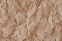 Scrunched Up Paper Background