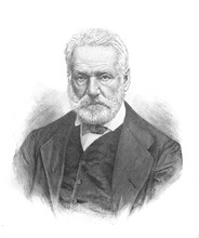 Portrait Of Victor Hugo, A Fre...