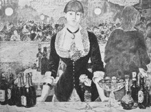 A Bar At The Folies-Bergère B...