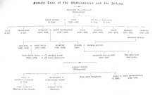 The Shakespeare Family Tree In...