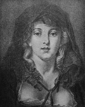 The Widow By Jean-Baptiste Gre...