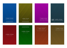 Set Of Abstract Background Vec...