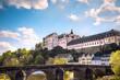 canvas print picture - Schloss Weilburg