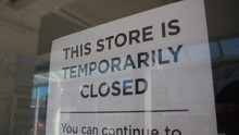 Independent Shop Closed Until ...