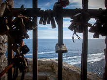 Padlocks, A Token Of Love