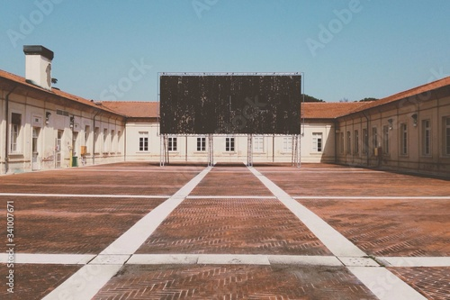 Fototapeta Conservatorio Bruno Maderna In Cesena