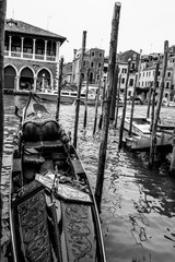 Fototapeta Wenecja Romantic Venice glimpses and canals