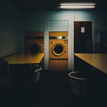 View Of Self-service Laundry F...