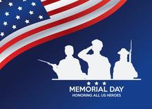 Memorial Day Celebration Poste...