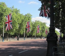 Union Jack And British Flags L...