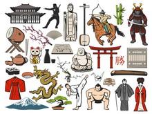 Japan Symbol Of Japanese Trave...