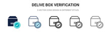 Delivered Box Verification Ico...