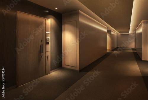 Fotografie, Obraz 玄関