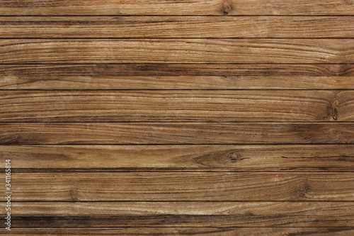 Fototapety, obrazy: Brown wooden flooring