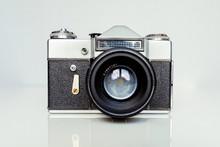 A Soviet Union Camera Zenit E ...