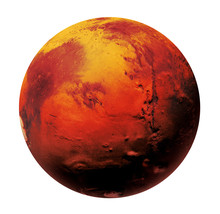 Mars The Red Planet Of The Sol...