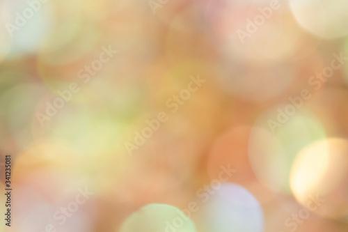 Obraz Colorful blurry glitter background texture - fototapety do salonu