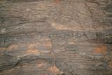 Fototapeta Kamienie - Tło tekstura szaro brązowy kamień skała.