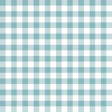light blue seamless gingham pattern. illustration of light blue traditional gingham concept background. - 341276674