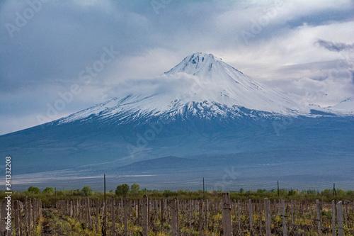 Mount Ararat Tablou Canvas