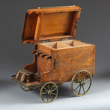 Antique Victorian Novelty Carr...
