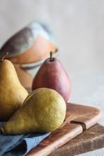 Pears Still Life (for Tet)
