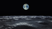 View To Our Planet Earth From ...