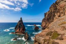 Portugal, Madeira, Coastal Sta...