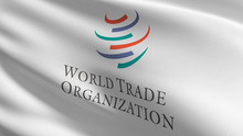Flag Of The World Trade Organi...