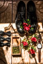 Wedding Groom Accessories : Bl...