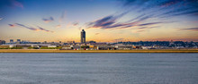 Boston's Logain Airport From A...