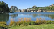 Sylvan Lake Landscape - Sylvan...