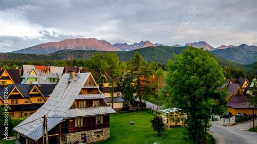 Tatry Wysokie, góry