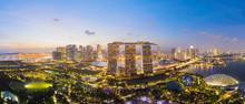 SINGAPORE - FEBRUARY 2: Aerial...