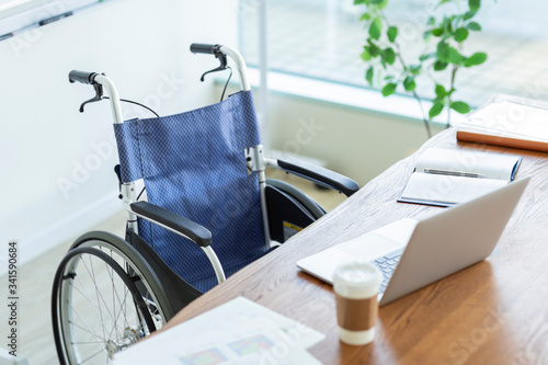 Fényképezés 車椅子 ビジネス