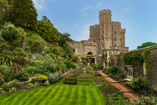 Windsor Castle And Its Garden ...