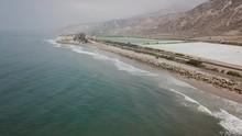 Ventura California Beach Aerial Hd