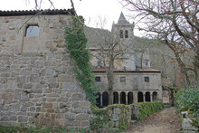The Monastery Of Santa Cristin...