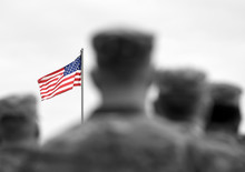Memorial Day. Veterans Day.  AmericaMemorial Day. Veterans Day. US Soldiers. US Army. Military Of USA N Soldiers Saluting. US Army. Military Of USA