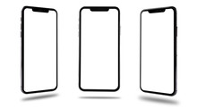 Smartphone Mobile Mockup Blank...