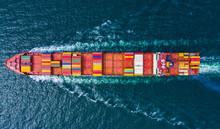 Container Ship Vessel Cargo Ca...