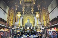 Interior Of The Seiganji Temple