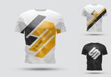 Isolated T-Shirt Mockup - 341752205