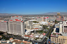 Caesars Palace And The Strip S...
