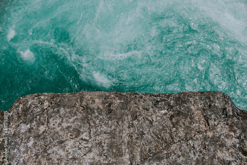 Photo Río azul