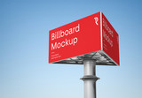 Advertising Billboard Mockup - 341783620