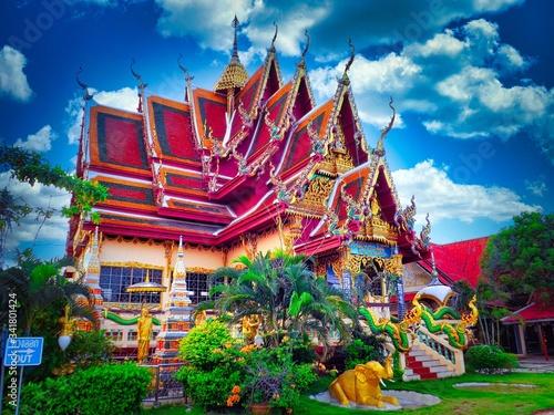 Photo Tempel in Thailand