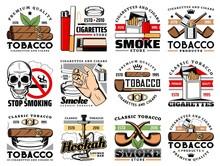 Cigars And Cigarettes Tobacco ...