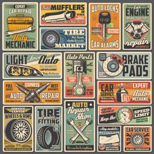 Cars Auto Service And Mechanic...